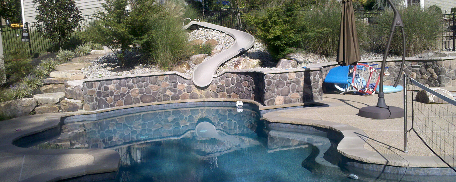 Custom-Swimming-Pool-Sliding-Board-Installed-by-Monarch-Pool-Care-4