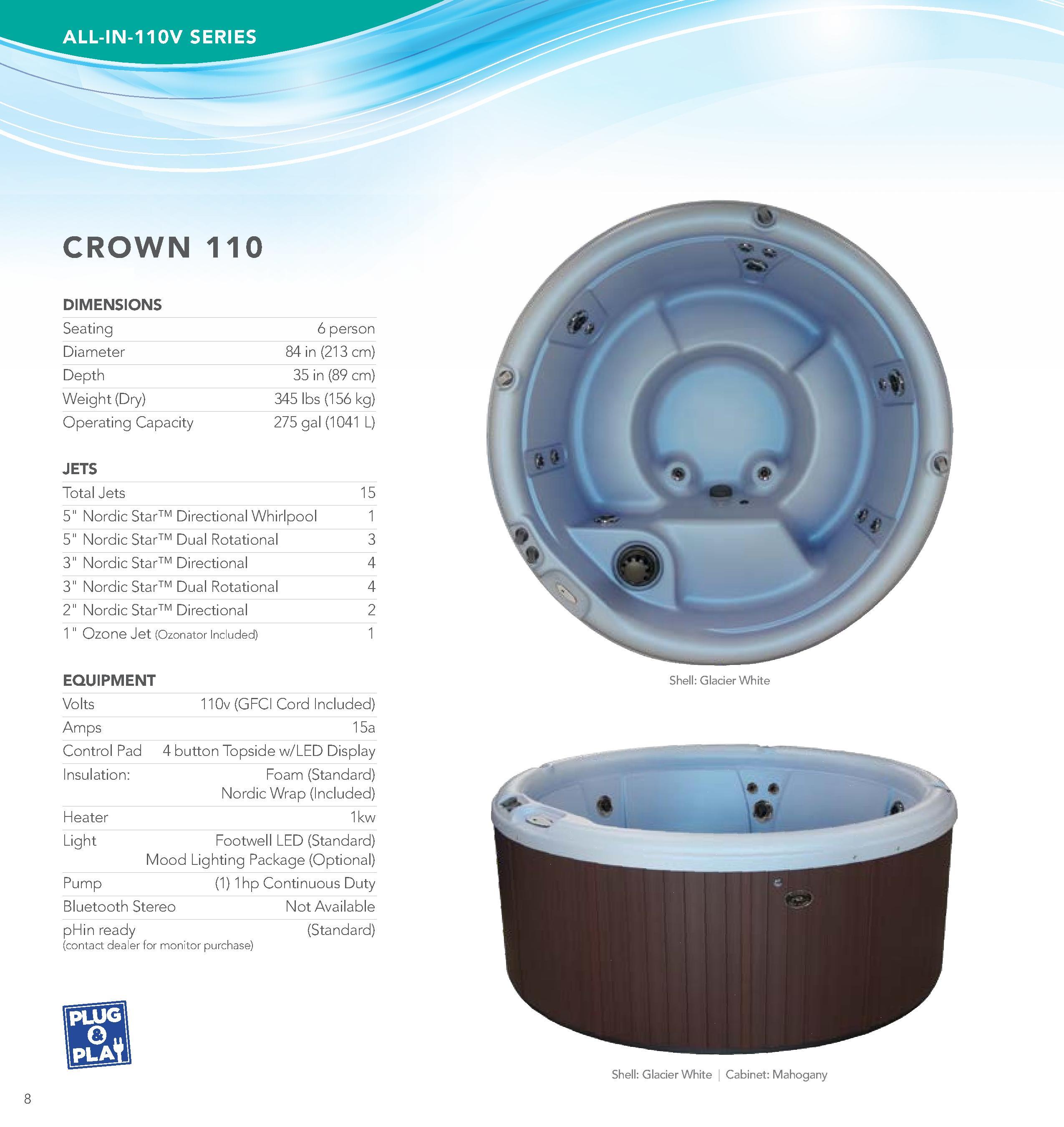 Crown 110