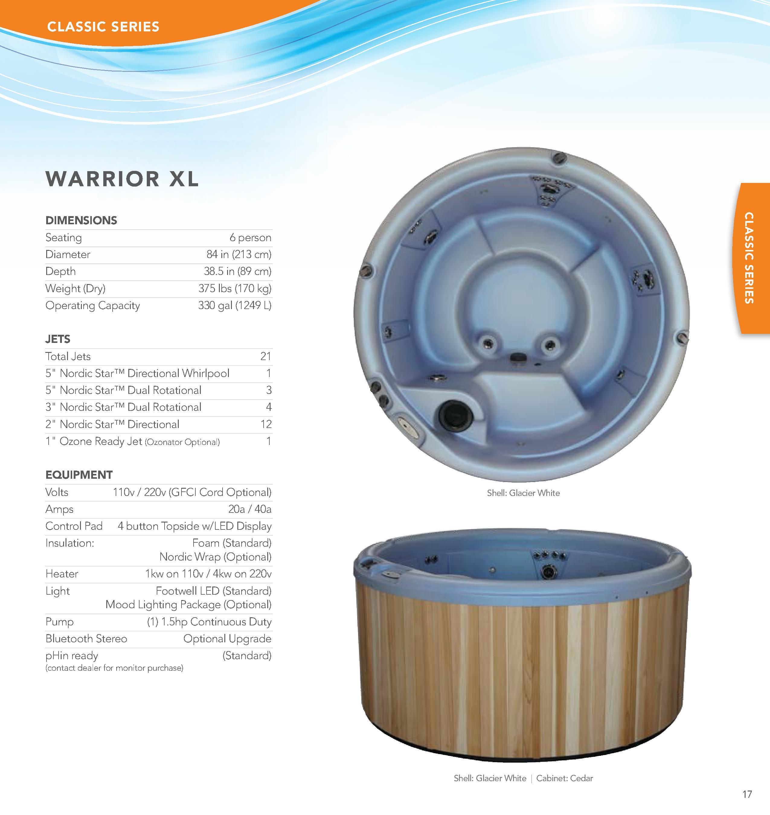 Warrior XL