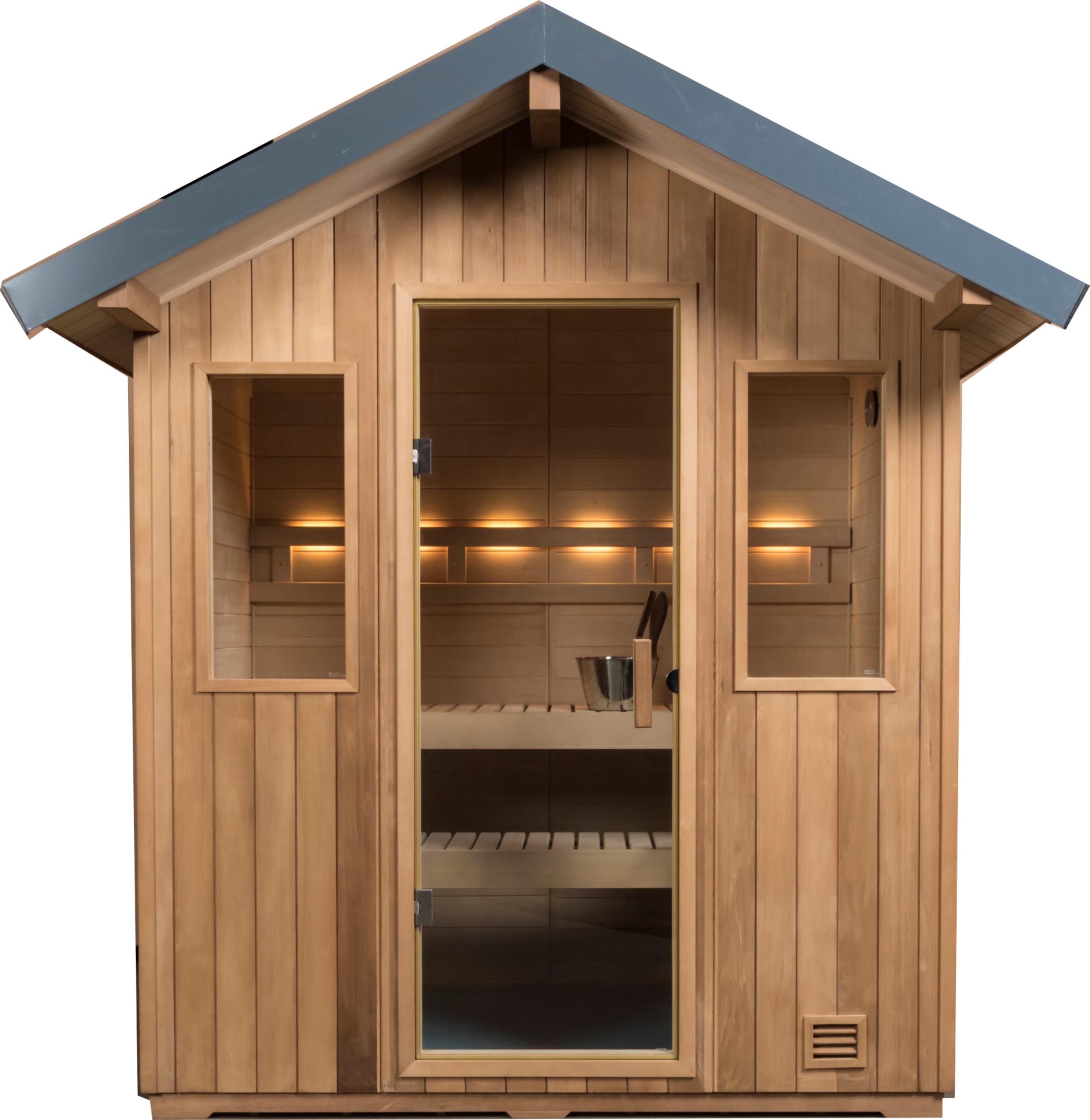 Summit Outdoor Sauna