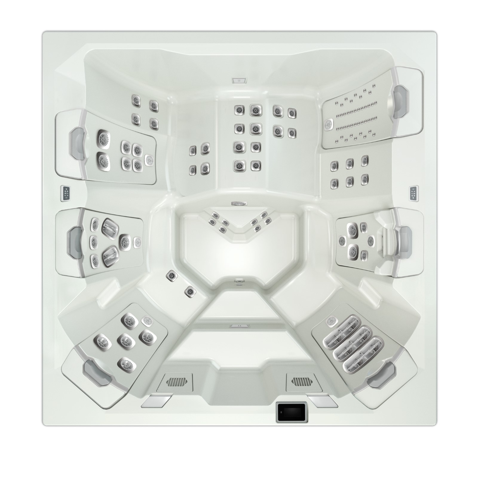 M-Series Elite Personalized Luxury Hot Tubs
