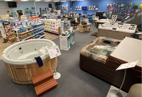 Pool Supply Store
